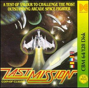 Last Mission per Commodore 64