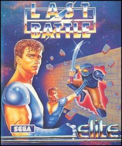 Last Battle per Commodore 64