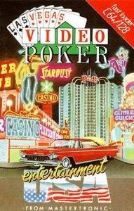 Las Vegas Video Poker per Commodore 64