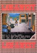 Law of the West per Commodore 64