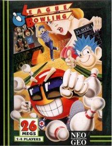 League Bowling per Neo Geo