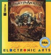 Legacy of the Ancients per Commodore 64