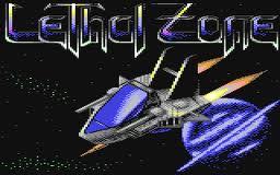 Lethal Zone per Commodore 64