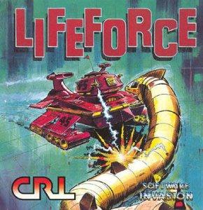 Life Force per Commodore 64