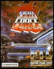 Lightforce per Commodore 64