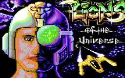 Lions of the Universe per Commodore 64