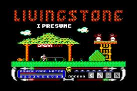 Livingstone, I Presume per Commodore 64