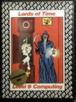 Lords of Time per Commodore 64