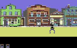 Lucky Luke per Commodore 64