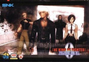The King of Fighters 2000 per Neo Geo