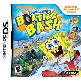 SpongeBob's Boat Bash per Nintendo DS