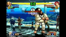 The King of Fighters 2000 - Gameplay
