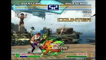 The King of Fighters 2003 - Gameplay