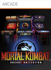 Mortal Kombat Arcade Kollection per Xbox 360