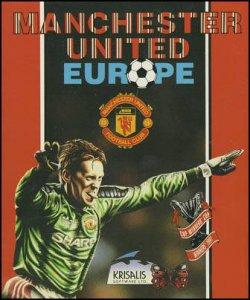 Manchester United Europe per Commodore 64