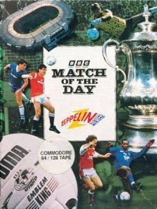 Match of the Day per Commodore 64
