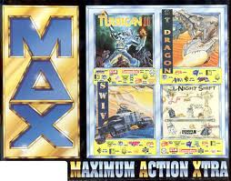M.A.X.: Maximum Action Xtra per Commodore 64