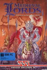 Medieval Lords per Commodore 64