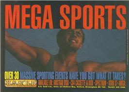 Mega Sports per Commodore 64
