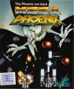Mega Phoenix per Commodore 64