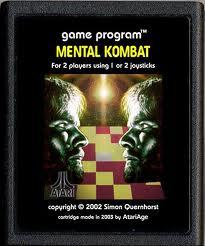 Mental Kombat per Commodore 64