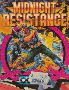 Midnight Resistance per Commodore 64