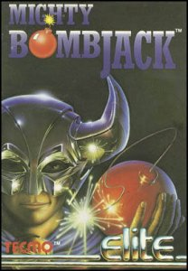 Mighty Bomb Jack per Commodore 64