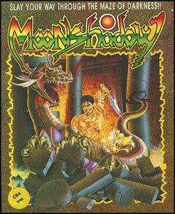 MoonShadow per Commodore 64