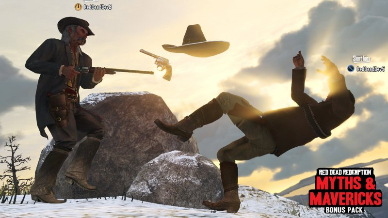 DLC multiplayer gratuiti per la versione retrocompatibile di Red Dead Redemption
