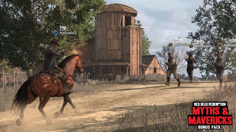 Microsoft commenta sull'arrivo di Red Dead Redemption tra i titoli retrocompatibili