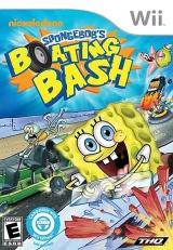 SpongeBob's Boat Bash per Nintendo Wii