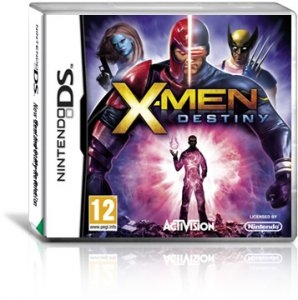 X-Men Destiny per Nintendo DS