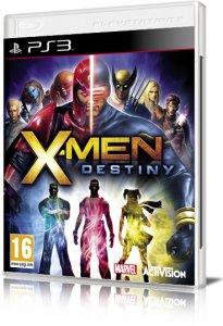 X-Men Destiny per PlayStation 3