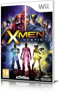 X-Men Destiny per Nintendo Wii