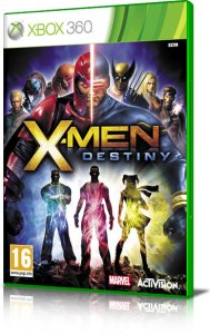 X-Men Destiny per Xbox 360