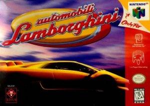 Automobili Lamborghini per Nintendo 64