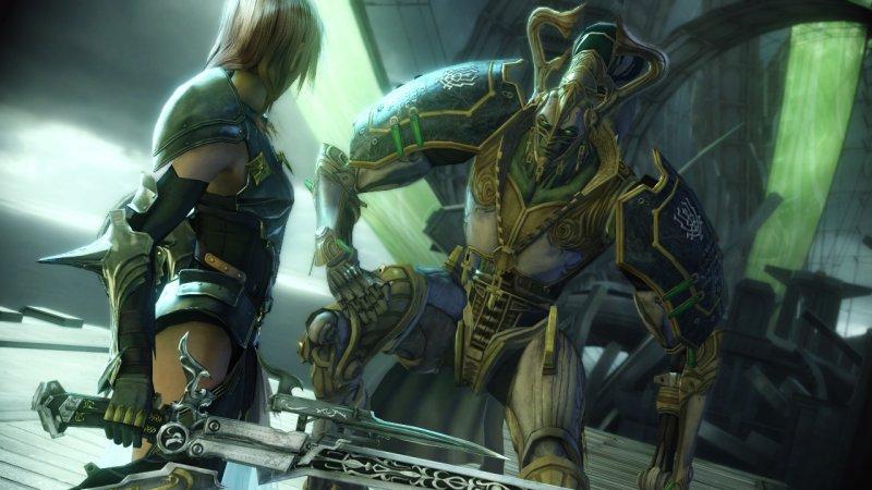 Final Fantasy XIII-2 è completo al 90%