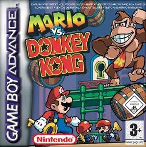 Mario vs. Donkey Kong per Game Boy Advance
