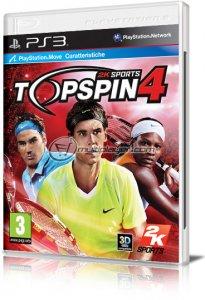Top Spin 4 per PlayStation 3