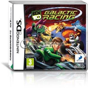 Ben 10: Galactic Racing  per Nintendo DS