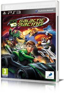 Ben 10: Galactic Racing  per PlayStation 3