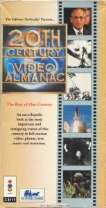 20th Century Video Almanac per 3DO