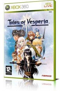 Tales of Vesperia per Xbox 360