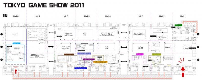 TGS 2011 - La guida definitiva