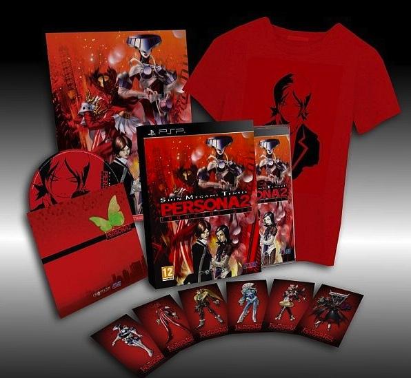 Persona 2 Innocent Sin: trailer ed edizione da collezionisti