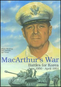 MacArthur's War per Commodore 64