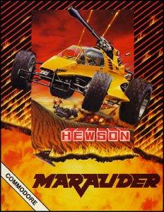 Marauder per Commodore 64
