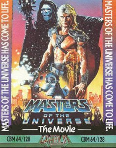 Masters of the Universe: The Movie per Commodore 64