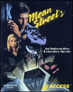 Mean Streets per Commodore 64