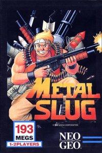 Metal Slug per Neo Geo